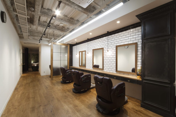 ROSSO(barbier shop)
